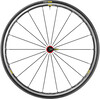 Mavic Ksyrium Elite UST Laufradsatz schwarz/rot